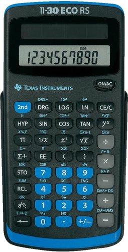 Texas Instruments Ti 30 Eco Rs Ab 990 Im Preisvergleich Kaufen