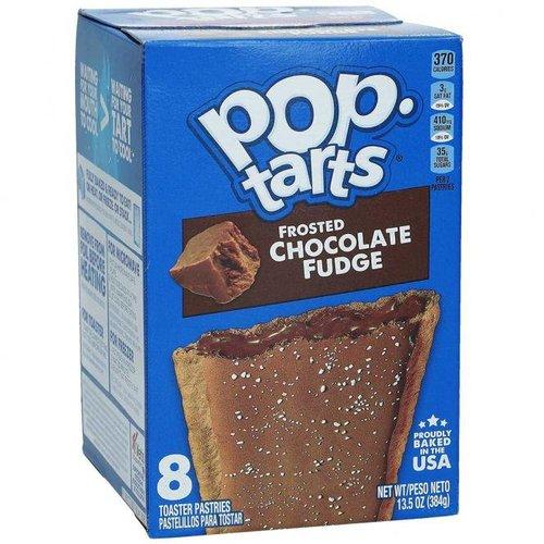 Kellogg Company Pop Tarts Frosted Chocolate Fudge (416 g)