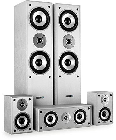 Hyundai Surround Lautsprecher Boxen Set Heimkino