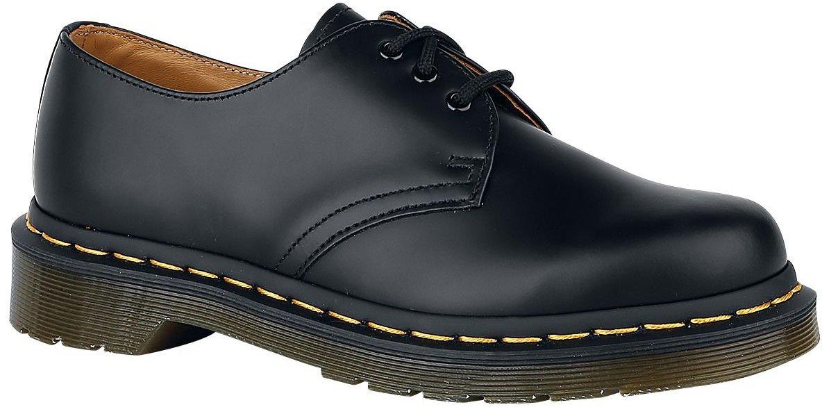 Dr. Martens 3 Loch 1461 Black Harvey 11839001