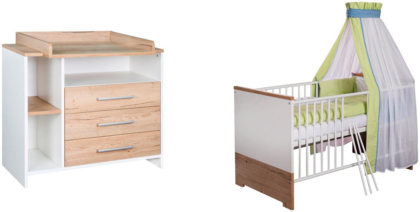 2 Tlg Babyzimmer Set Gunstig Kaufen Bei Preis De Ab 229
