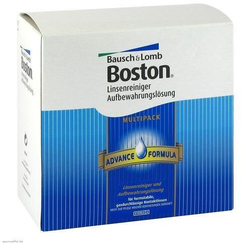 Bausch & Lomb Boston Advance Multipack