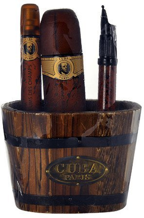 Cuba Paris Parfums de France Cuba Paris Gold Set