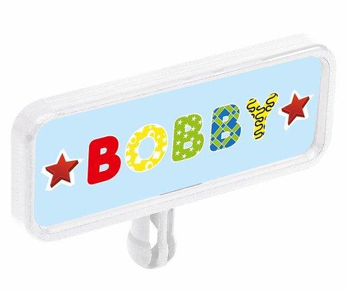 BIG Bobby Car Nummernschild