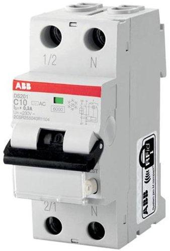 ABB Stotz FI-/Leitungsschutzschalter (DS201A-B16/0,03) [71400]