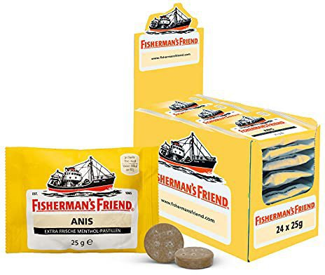 Fishermans Friend Anis (24 x 25 g)