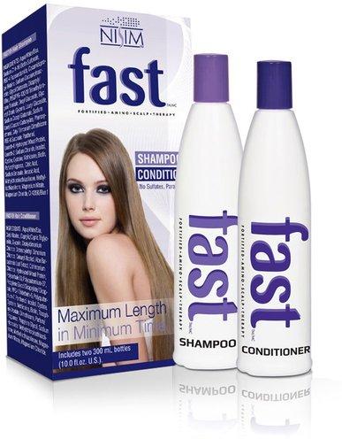 Nisim fast Shampoo & Conditioner
