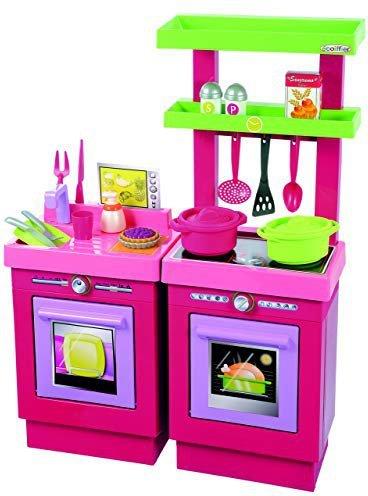 Ecoiffier Meine moderne Küche (Pink-Grün)
