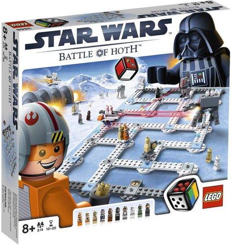 LEGO Spiele Star Wars Die Schlacht um Hoth (3866)