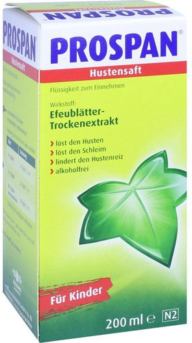 Engelhardt Prospan Hustensaft (PZN: 08585997)