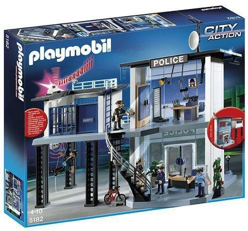 Playmobil Polizei-Kommandostation (5176)