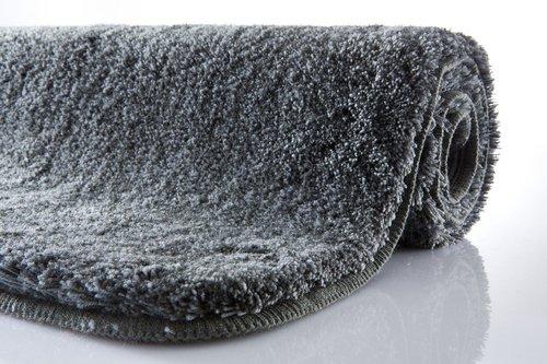 kleine wolke relax badteppich anthrazit 70 x 120 cm. Black Bedroom Furniture Sets. Home Design Ideas