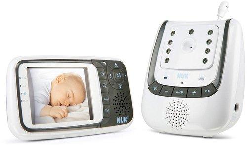 NUK Babyphone Eco Control+ Video (10256296)