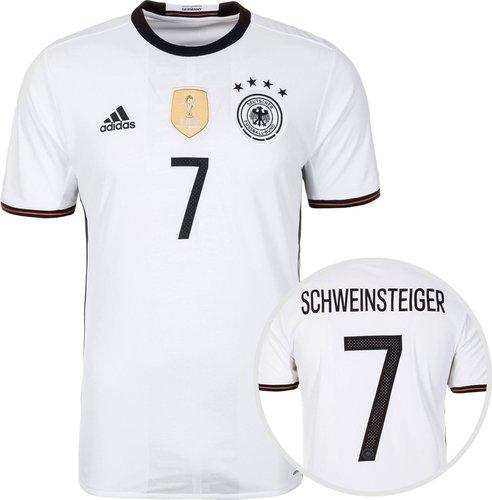 Bastian Schweinsteiger DeutschlandDFB Heimtrikot EM 2016