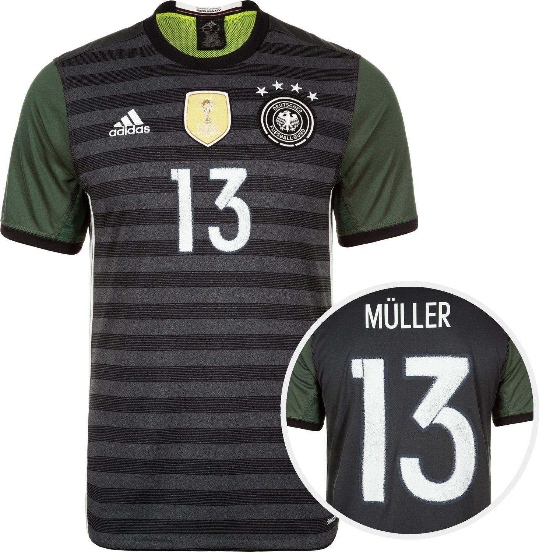 Thomas Müller DeutschlandDFB Auswärtstrikot EM 2016
