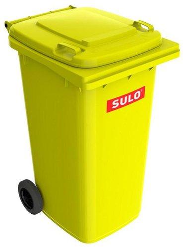 Sulo Mülltonne 240 Liter gelb