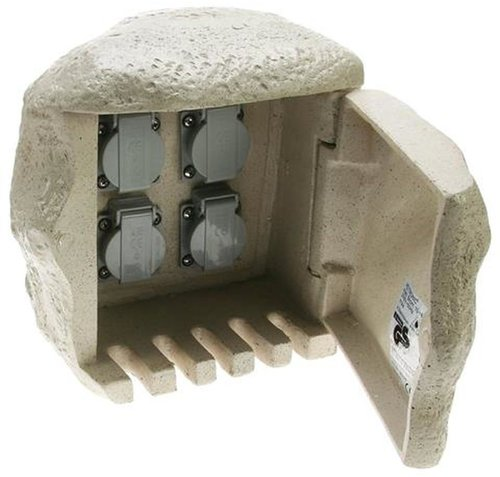 Heitronic 4-fach Energieverteiler (36314)