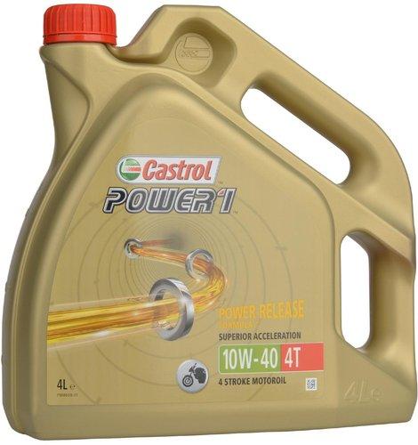 Castrol Power 1 4T 10W-40 ( 4 l)