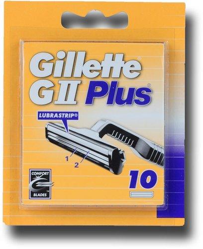 Gillette GII Plus (10er)