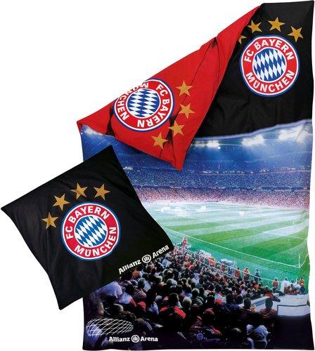 Bayern München Bettwäsche Schon Ab 2774 Bei Preisde Kaufen