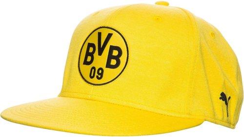 BVB Borussia Dortmund Crest Hut Beanie Wintermütze Grau Erwachsene Fußball