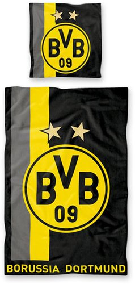 Bvb Borussia Dortmund Bettwäsche Günstig Kaufen Bei Preisde