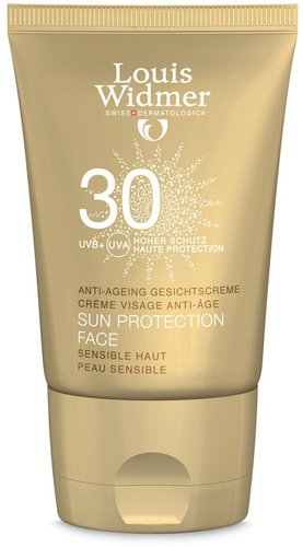 Louis Widmer Sun Protection Face Creme 30