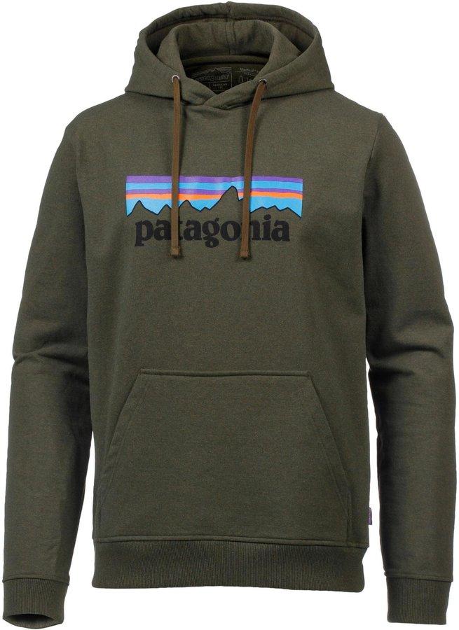 Patagonia P 6 Label French Terry Full Zip Hoody Hoodie