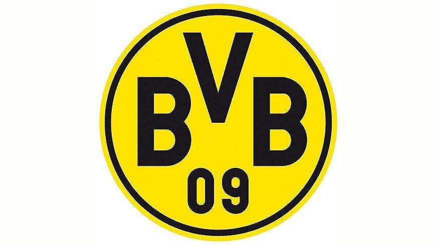 Borussia Dortmund Wandtattoo