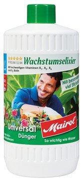 Mairol Universaldünger für alle Grün- und Blühpflanzen 1000 ml