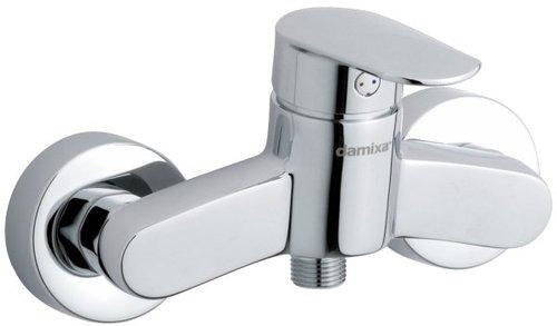 Damixa Clover Brausearmatur (Chrom, 60200)