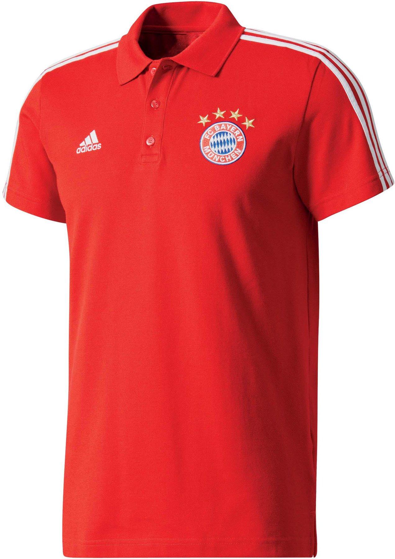 Tshirt XXL FC Bayern M/ünchen FunktionsPoloshirt Forever Shirt Polo T-Shirt Poloshirt Funktionsshirt