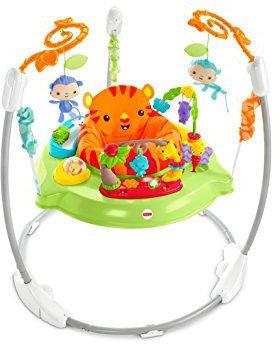 Mattel Fisher Price Rainforest Jumperoo