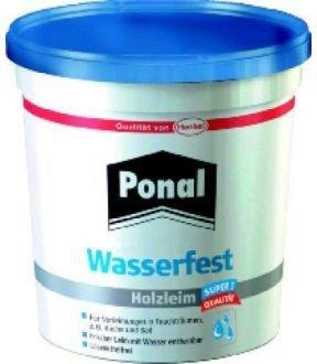 Ponal Holzleim Wasserfest D3, 5,0kg