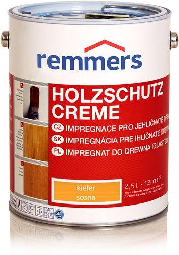 Relativ Remmers Aidol Holzschutz-Creme Kiefer 2,5 Liter günstig kaufen FR77