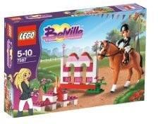 LEGO Belville, Springreiten 7587
