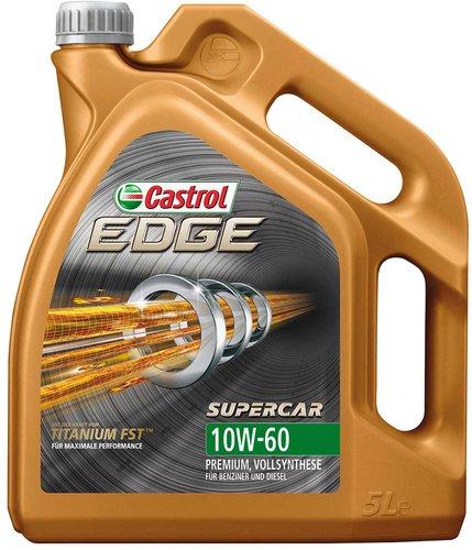 Castrol EDGE FST 10W-60 (5 l)