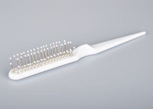 Keller Bürsten Toupierbürste mit Drahtstiften und Noppen