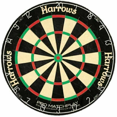 Harrows Matchplay Bristle-Dartboard