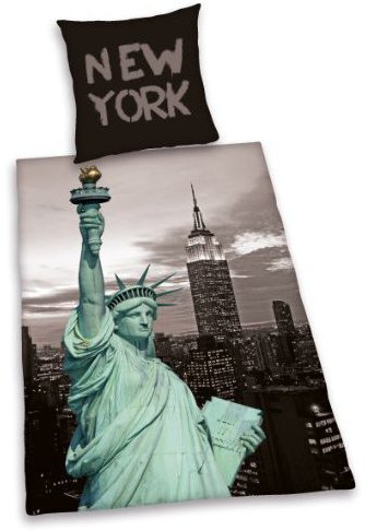 Herding Young Collection New York Liberty 135 X 200 Cm Günstig