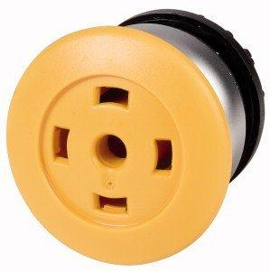 Eaton Pilzdrucktaste M22-DP-Y-X