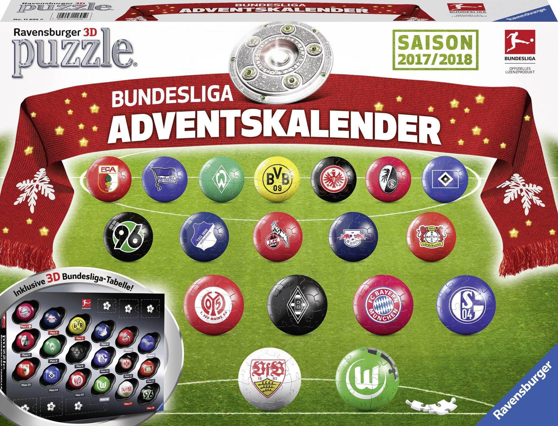 Bundesliga Adventskalender