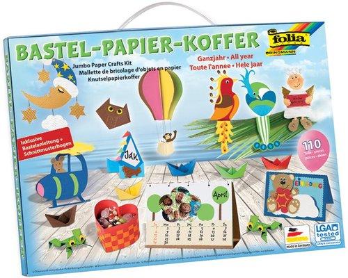 Folia Bastelpapier-Koffer (930)