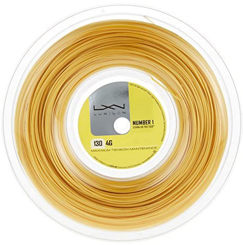 Luxilon Savage 127 White 12 m Tennissaiten 0,96€//m