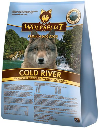 Wolfsblut Cold River (15 kg)