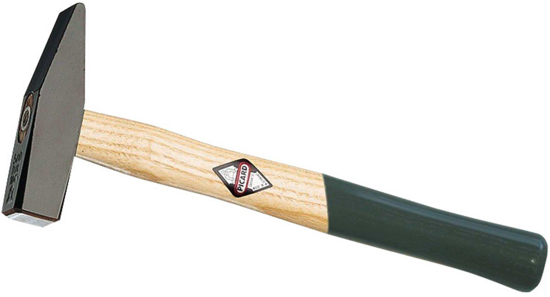 Schlosserhammer 100 Gramm Hammer Fiberglasstiel Schlosserhämmer Schlagwerkzeug