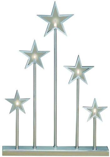 Weihnachtsbeleuchtung Lichterbogen.Metall Lichterbogen