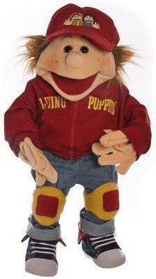 Living Puppets Lutzi der Skater 65 cm