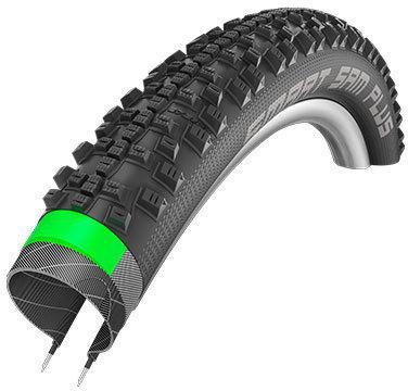 Schwalbe Smart Sam Plus 26 x 2,25 (57-559)
