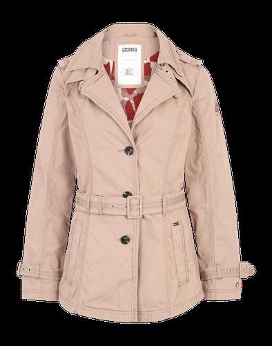 online store d0e1d cb1b6 Khujo Trenchcoat Damen